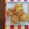 Three-Cheese Quinoa Bites