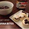 Yogurt-Dipped Banana Bites