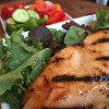 Perfectly Grilled Chicken Breasts