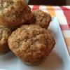 Banana Bread Mini-Muffins