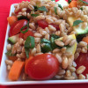 Farro Vegetable Salad [+Produce for Kids Campaign]