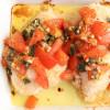 Oven-Baked Bruschetta Chicken