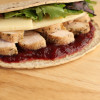 Turkey, Cranberry and White Cheddar Sandwich