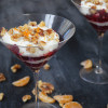 Cranberry Sauce Parfait [and a very Merry Christmas to YOU!]
