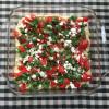 Mexican Layered Hummus Dip