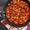 Skillet Gnocchi with Chicken Sausage