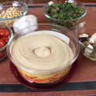 Doctored Up Hummus