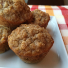 Banana Bread Mini-Muffins