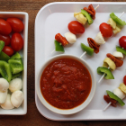 [Customizable] Pizza Kabobs