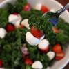 Kale Caprese Salad