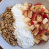Apple Cinnamon Breakfast Bowl