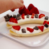 Greek Yogurt Banana Splits