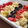 Italian Antipasto Hummus Dip