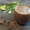 Hide-The-Veggies Chocolate Spinach Smoothie