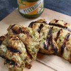 Italian Pesto Grilled Chicken