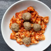 Turkey Pesto Meatballs