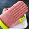 Strawberry Oatmeal Popsicles