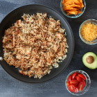 Salsa Chicken Skillet Dinner