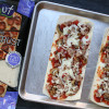 New York Style Sausage and Mushroom Pizza