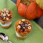 Easy Pumpkin Pie Parfaits
