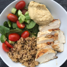 Meal Prep Recipe: Greek Chicken Bowls