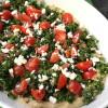 Mediterranean Layer Hummus Dip
