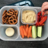 Our Favorite School Lunch: The Hummus Lunchbox
