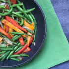 Veggie Sauté with Garlic and Soy Sauce