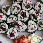 Taco Maki Beefshi Roll