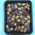Sheet Pan BBQ Chicken and Potatoes