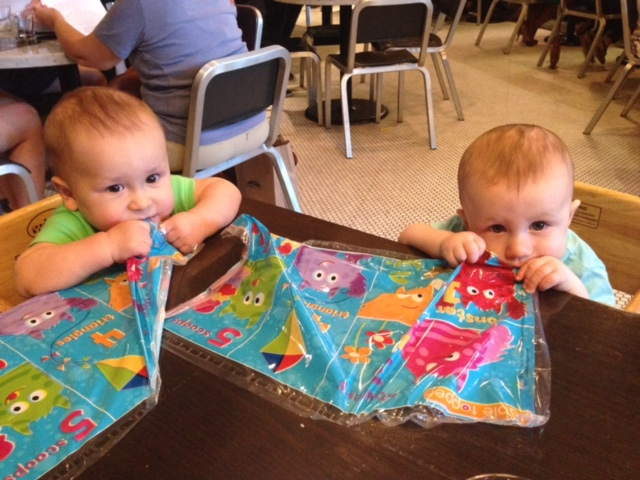 Eating Out With A Baby Or Toddler Mom To Mom Nutrition