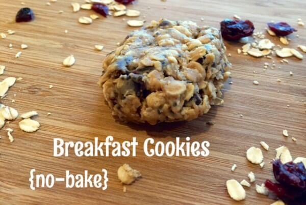 No-Bake Energy Cookies Recipe — Dishmaps