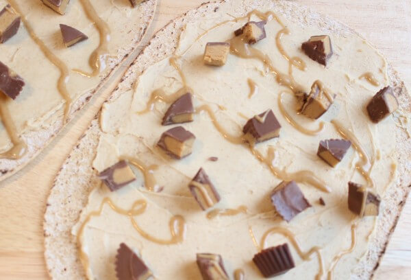 Peanut Butter Cup Pizza is the combination of two classic indulgences ...