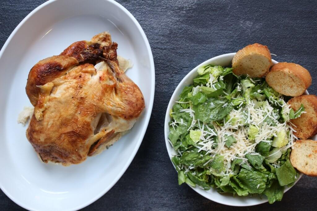 Recipes to Make with Rotisserie Chicken Caroline Stanko October 18, Revamp leftover rotisserie chicken into a delicious dinner, perfect for a weeknight meal.